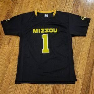 Missouri Tigers #1 Jersey Mizzu MU
